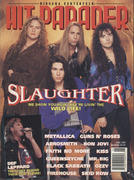 Hit Parader Magazine June 1992 Magazine