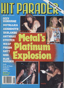 Hit Parader June 1989 Magazine