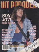 Hit Parader April 1989 Magazine
