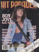 Hit Parader April 1989 Vintage Magazine