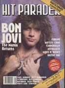 Hit Parader January 1989 Vintage Magazine