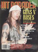 Hit Parader May 1990 Vintage Magazine
