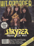 Hit Parader October 1988 Magazine
