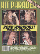 Hit Parader June 1990 Magazine