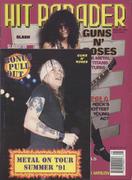 Hit Parader Magazine August 1991 Magazine