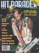 Hit Parader December 1989 Magazine