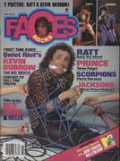 Rocks Faces Magazine November 1984 Magazine