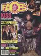 Rocks Faces Magazine February 1986 Magazine