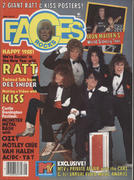 Rocks Faces Magazine January 1985 Magazine