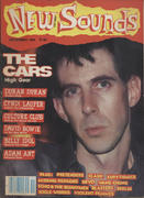 New Sounds Magazine November 1984 Magazine