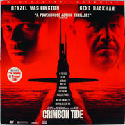 Crimson Tide Laserdisc