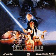 Star Wars: Return Of The Jedi Laserdisc