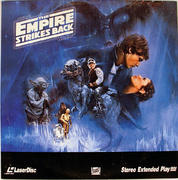 Star Wars: The Empire Strikes Back Laserdisc
