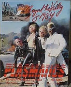 Plasmatics Poster