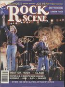 Rock Scene Magazine July 1980 Magazine