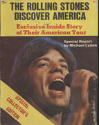 The Rolling Stones Discover America Magazine