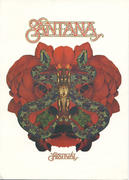 Santana Greeting Card