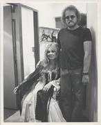 Gordon Lightfoot & Leona Boyd Vintage Print
