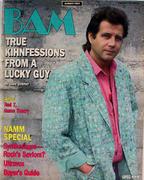 Bam Magazine June 21, 1985 Vintage Magazine