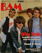 Bam Magazine November 15, 1985 Magazine