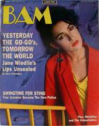 Bam Magazine November 1985 Magazine