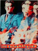 Elvis Costello & the Attractions Program