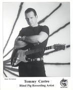 Tommy Castro Promo Print