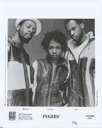 The Fugees Promo Print