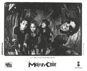 Motley Crue Promo Print