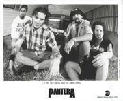 Pantera Promo Print