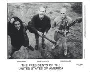 The Presidents Of The United States Of America Promo Print