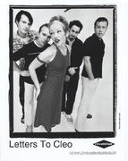 Letters to Cleo Promo Print