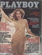 Playboy Magazine January 1981 Magazine