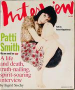 Interview Magazine June 1996 Magazine