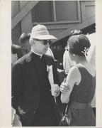 Reverend Norman O'Connor Vintage Print