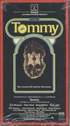 Tommy VHS