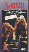 3-Way Thrash VHS