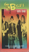 The B-52's 1979-1989 VHS
