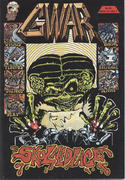 GWAR: Skulhedface Vintage Comic