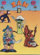Zam-Zap Jam Vintage Comic