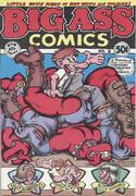 Big Ass Comics No. 2 Comic Book