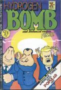 Hydrogen Bomb and Biochemical Warfare Funnies Comic Book