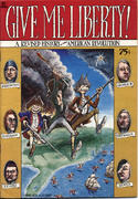 Give Me Liberty! Comic Book