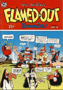 Flamed-Out Funnies No. 2 Comic Book