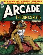 Arcade: The Comics Revue No. 2 Comic Book