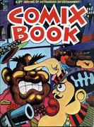 Comix Book No. 2 Comic Book