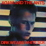 Adam & the Ants Album Flat