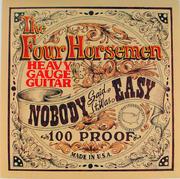 Four Horsemen Album Flat