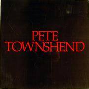 Pete Townshend Album Flat