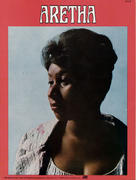 Aretha Franklin Sticker